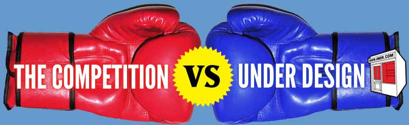 The Competition vs. Under Design