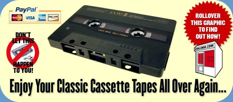 Tape To CD Conversion Services