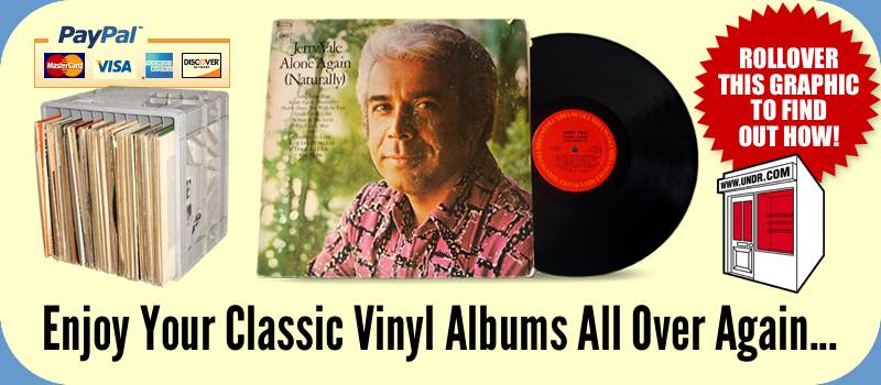 Vinyl Records To Cd Audio Conversion By
